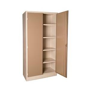 4 Shelf Steel Cabinet